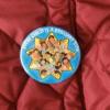 Brilliant Star Button
