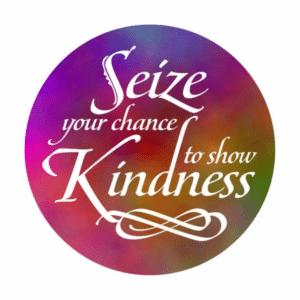 Seize Kindness Magnet