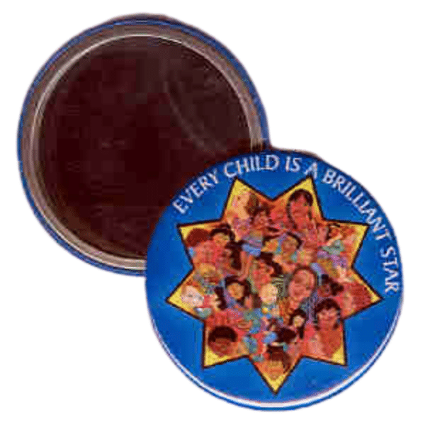 Every Child is a Brilliant Star Pocket Mirror