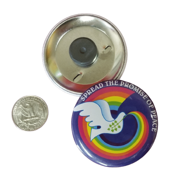 Spread the Promise of Peace Magnet