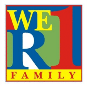 We are one family temporary tattoos