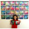ABCs of Virtues Flag Set – Classroom/Playroom Decoration