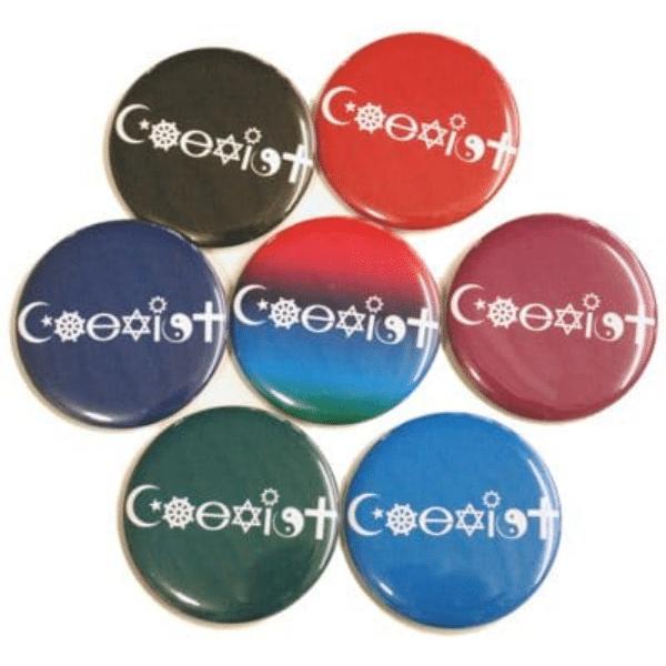 Coexist Magnet