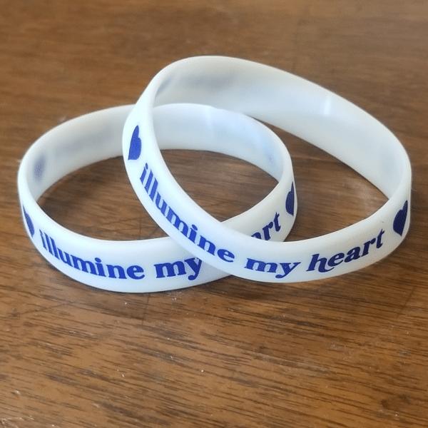 Illumine My Heart Awareness Bracelet