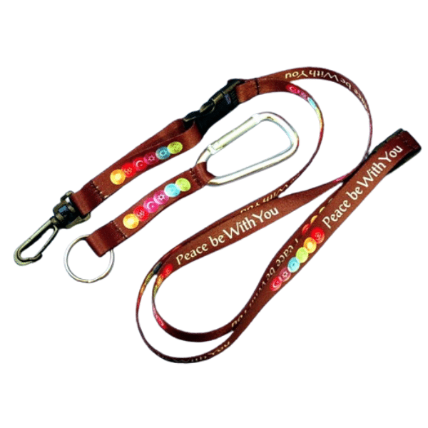 Interfaith Peace be with you Lanyard set