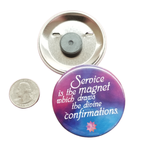 Service is the Magic magnet