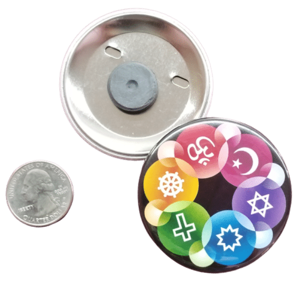 Interfaith Design Magnet