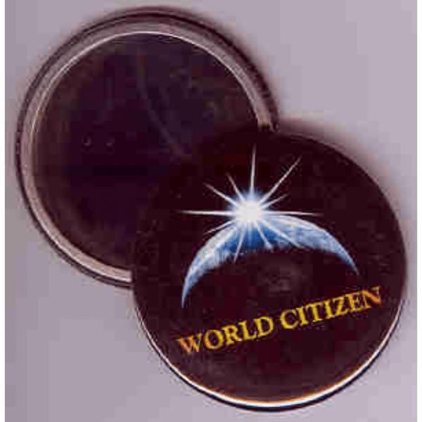 World Citizen Pocket Mirror