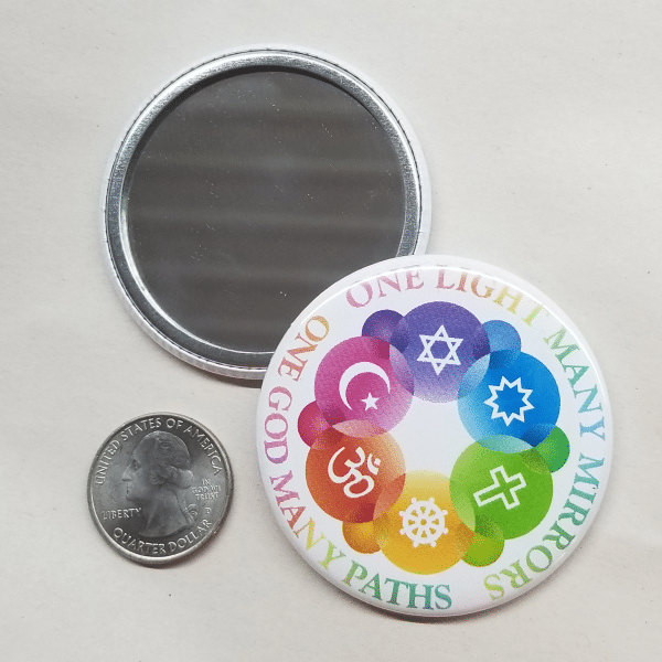 Interfaith Pocket Mirror
