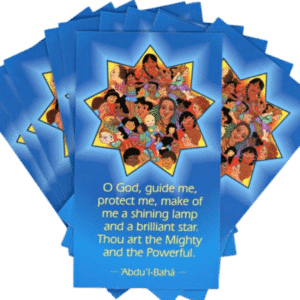 Every Child is a Brilliant Star Wallet Cards