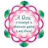Rose-Scented Interfaith Air Freshener