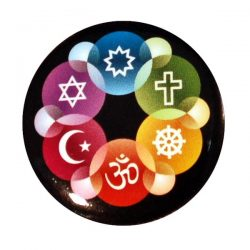 1″ Mini Interfaith Button