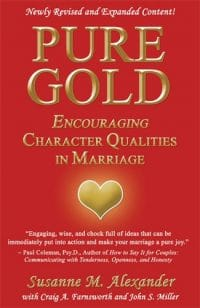 Pure Gold – Encouraging Character Qualities in Marriage