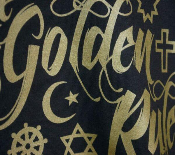 Interfaith Golden Rule T-shirt