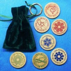 Adult Affirmation Comfort Coins