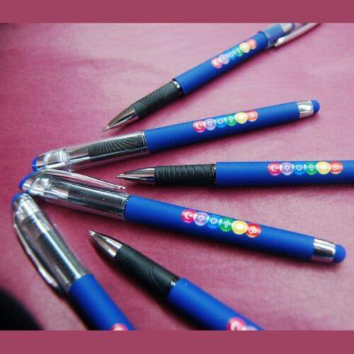 Interfaith Stylus Gel Pen
