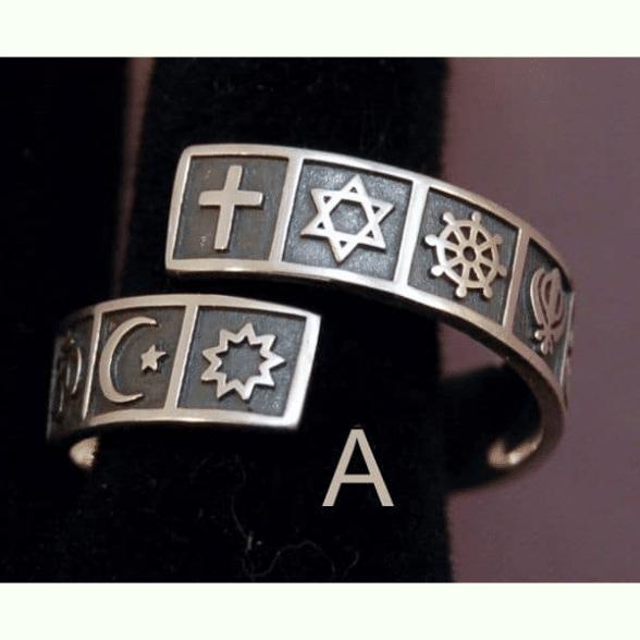 Interfaith Ring