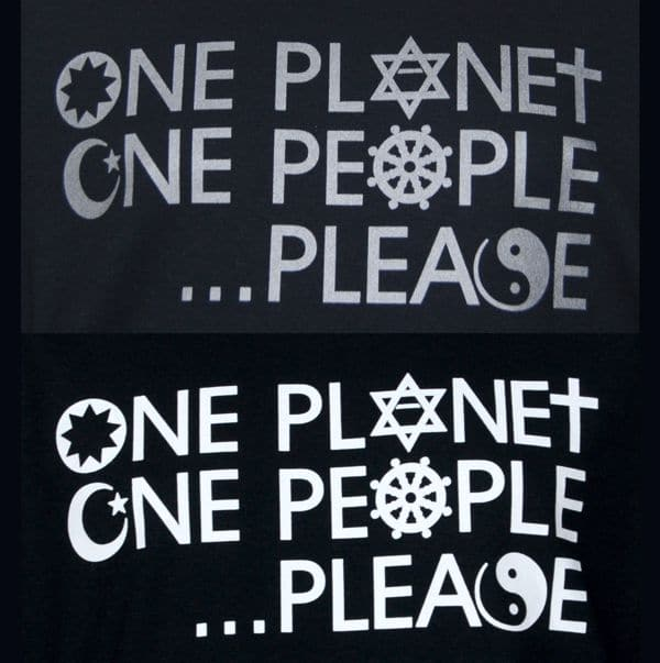 One Planet One People Please